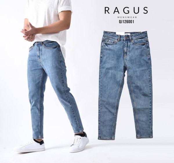 Quần jeans slim carrot Routine 2018 - QJ126001
