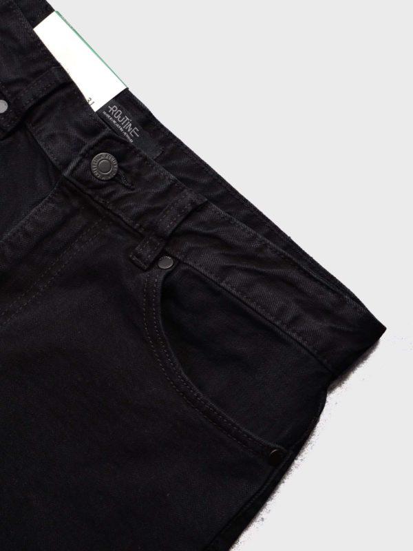 Quần Jean Nam Form Skinny Rách - QJ111018 5