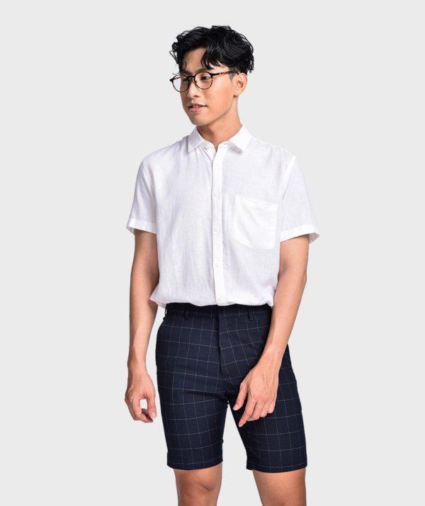 Quần Short Nam Slim Fit - QS132021 2