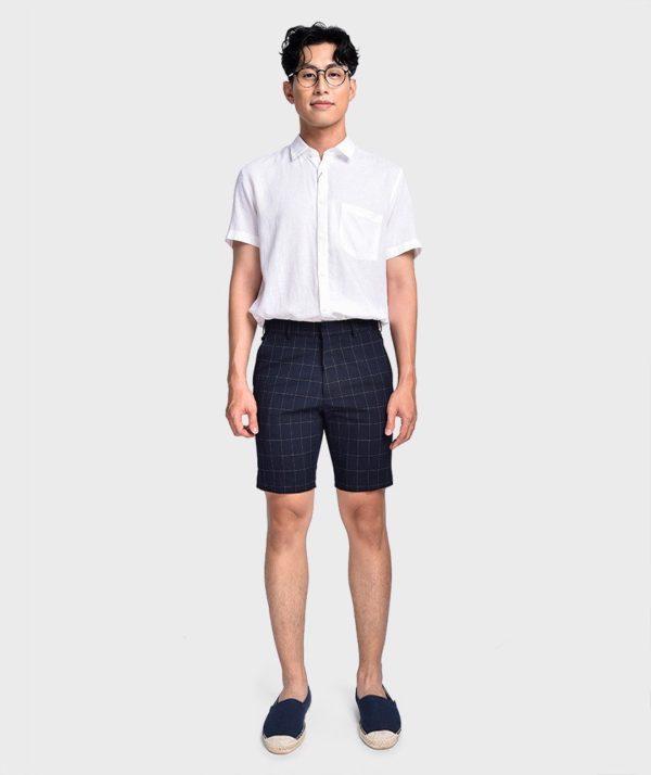 Quần Short Nam Slim Fit - QS132021