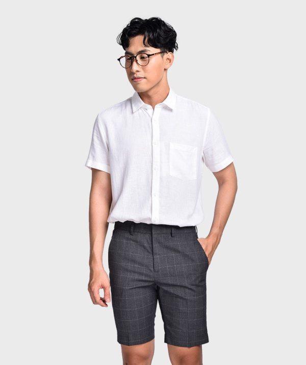 Quần Short Nam Slim Fit - QS132022 1