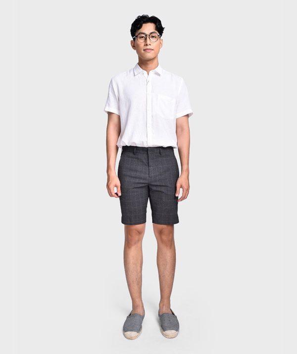 Quần Short Nam Slim Fit - QS132022