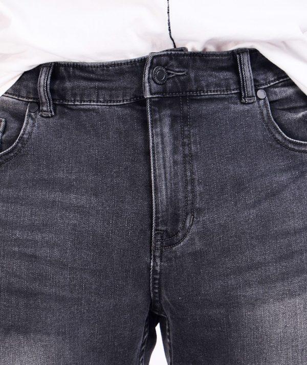 Quần Jean Nam Đen Form Slim Fit - QJ112050 6