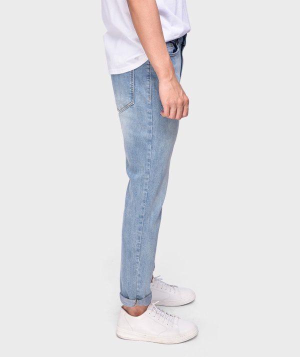 Quần Jean Nam Indigo Straight - QJ113002 5