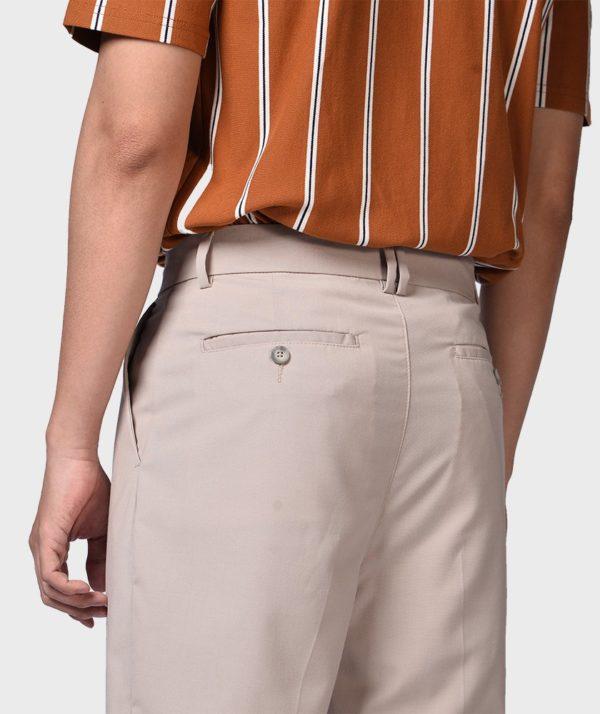 Quần Vải Nam Form Carrot - QV12600 14
