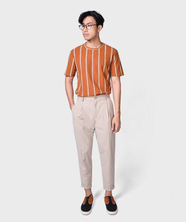 Quần Vải Nam Form Carrot - QV12600 15