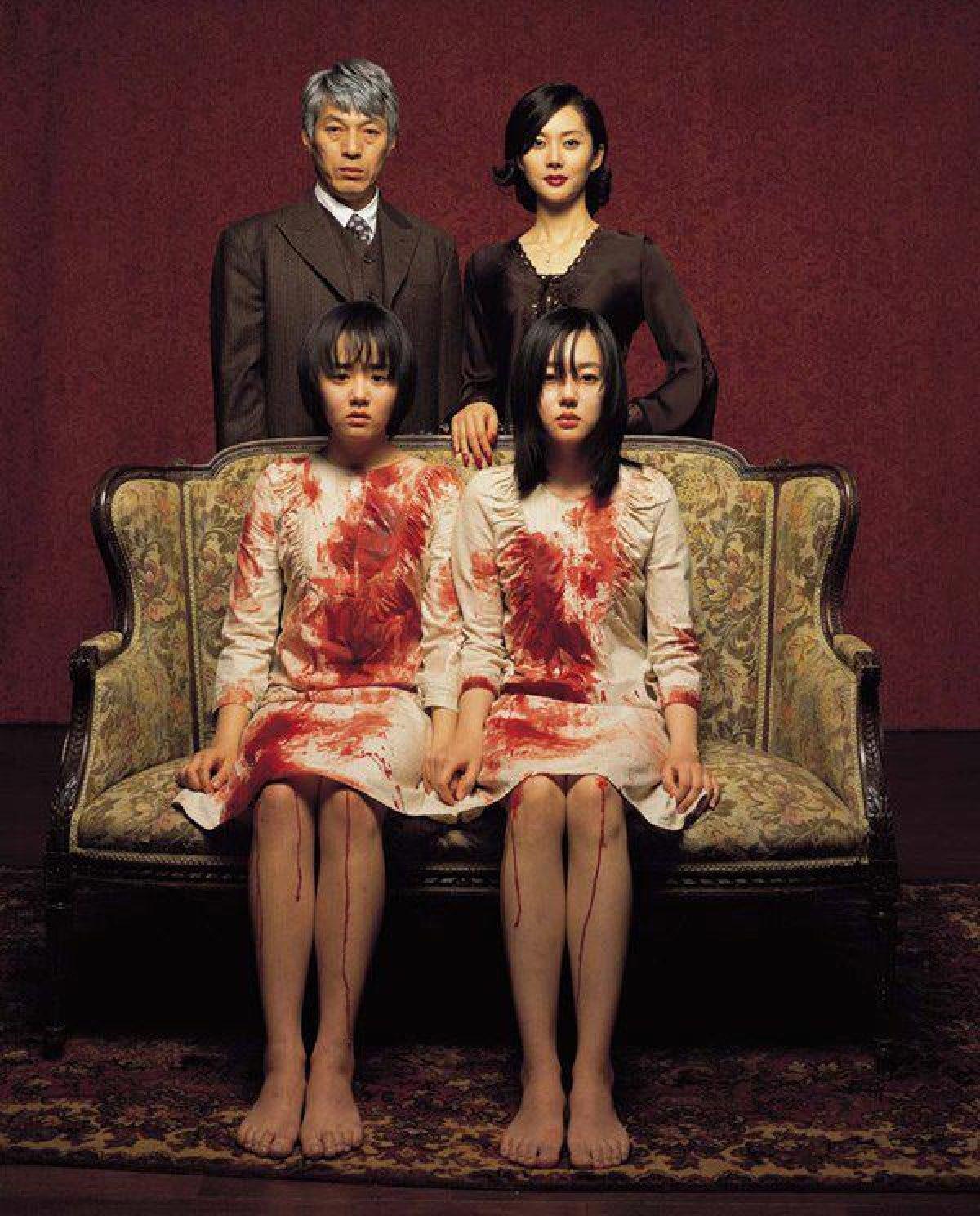 Review phim A Tale Of Two Sisters - Câu chuyện hai chị em (2003) - Ragus