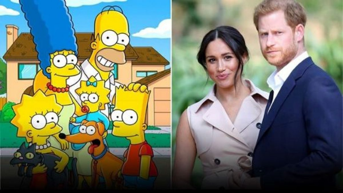 """Meghan Markle được mời lồng tiếng phim hoạt hình """"The Simpsons ..."""